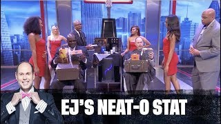 The Guys Are Excited For Kenny's NBA All-Star Party | EJ Neat-O Stat