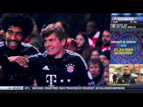 """25th of May"" Final Rap zum CL Finale 2013 - FC Bayern München VS. Borussia Dortmund"