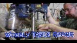 Wobbly Table Repair