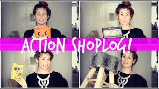 Action Shoplog - Oktober 2014