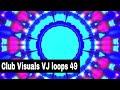 Club Visuals VJ loops 49 Free Download Full HD 1080p