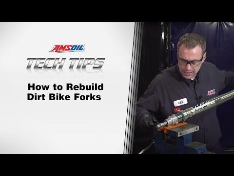 Tech Tip: Dirt Bike Fork Rebuild