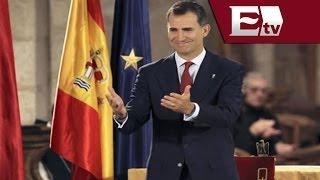 El rey de España, Felipe VI, podría visitar al Papa Francisco / Excélsior informa