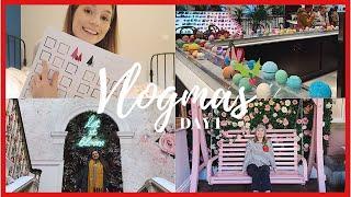 WELCOME TO VLOGGERBELL! | VLOGMAS DAY 1 | Georgie Ashford