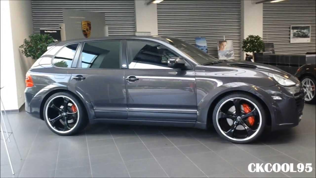 Techart Quot Porsche Cayenne Quot Magnum Youtube