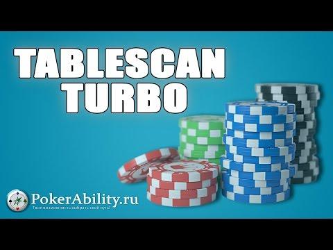 TableScan Turbo. Обзор