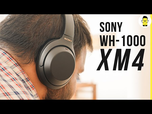 Sony WH-1000XM4 review - the undisputed champion of active noise cancelling headphones