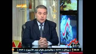 شاهد.. توفيق عكاشة يرد على هجوم بكري وأحمد موسي وخالد صلاح عليه
