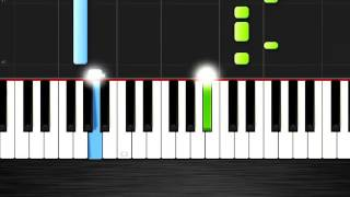 La canción más hermosa en piano fácil de aprender