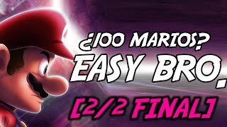 ¿100 MARIOS? EASY BRO. - (SUPER MARIO MAKER) [2/2 FINAL] | DeiGamer
