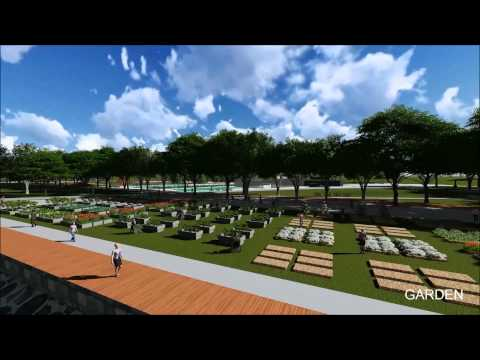 LANDSCAPE  ARCHITECTURAL  DESIGN AND IMPROVEMENT PROJECT  OF TAECHEW ASSOCIATION CEMETERY PARK