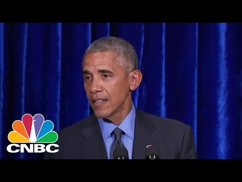 President Obama Address North Korea's Nuclear Threat | CNBC