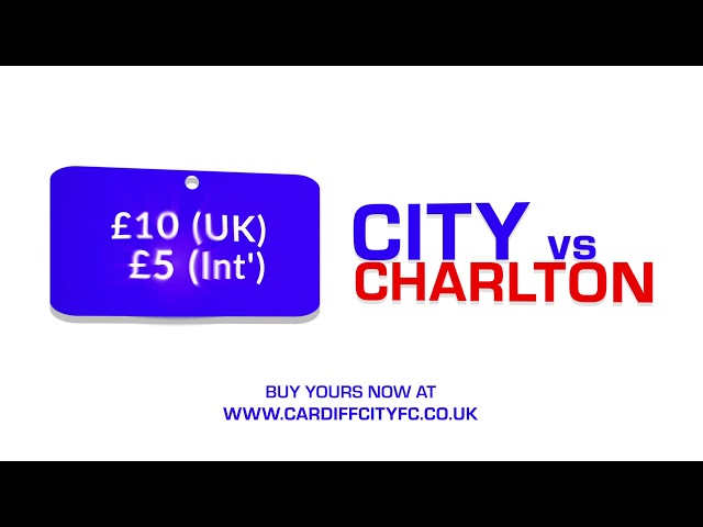 MATCH PASS | Cardiff City vs CHARLTON