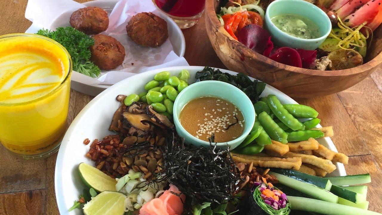BALI FOOD VLOG: Places To Eat In Seminyak, UBUD & Canggu