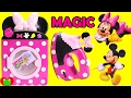 Minnie Mouse Magical Washing Machine with Mickey Mouse Club House Friends