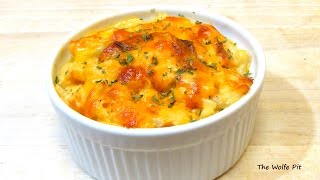 Bacon Moc and Cheese (Low Carb Recipe) - Mac n Cheese Recipe