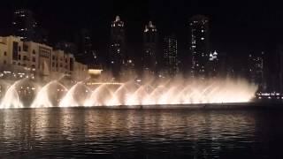 Oum Kalthoum - Enta Omri- Dubai Fountain - 2015