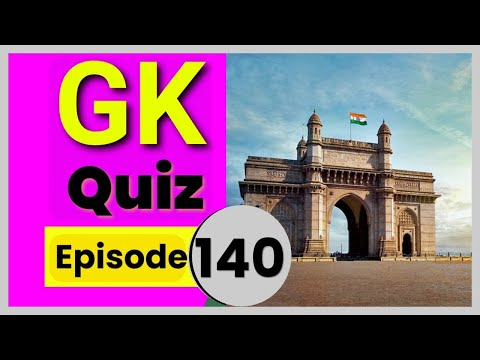 GK EP 140   General Awareness Questions   General Knowledge   General Knowledge Facts   Prabhat Exam