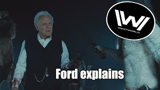 Westworld   Ford and the Indian   The Maze S2E8