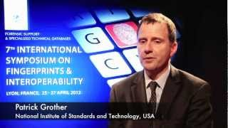 Patrick Grother, National Institute of Standards & Technology, USA