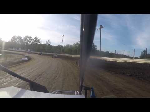 Heat Race Big Dance US 24 Speedway Night 1 6-23-2017
