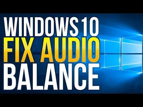 how-to-fix-audio-balance-in-windows-10