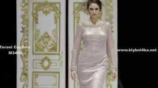 Вечернее платье с открытой спиной - Terani M3498