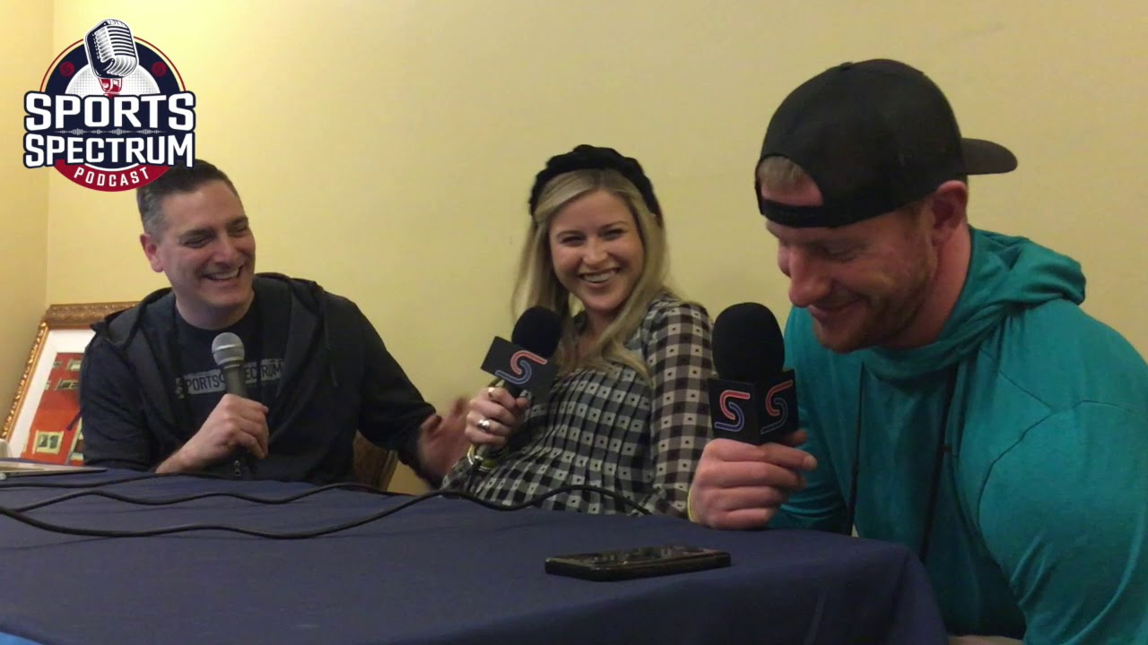 Eagles Qb Carson Wentz And His Wife Maddie Share Their Favorite