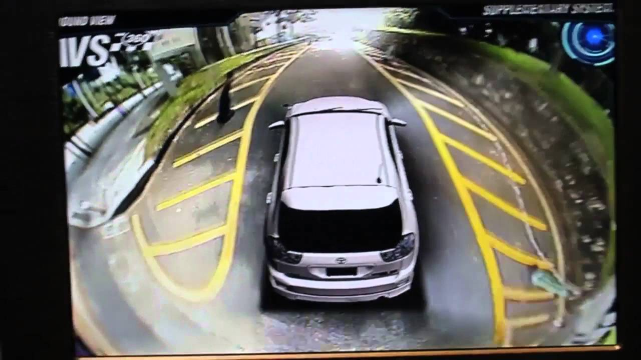 360 Vehicle Camera System