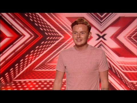 The Xtra Factor UK Auditions Week 3 Bradley Johnson Exclusive Audition Full Clip S13E05