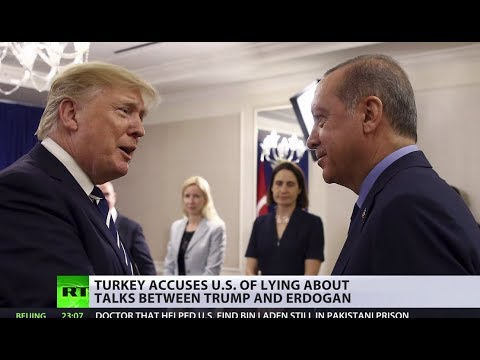 US-Turkey trust issues: 'We have alliance conflict between two NATO countries' - prof