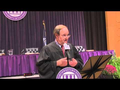 Louisiana Supreme Court session at Northwestern State