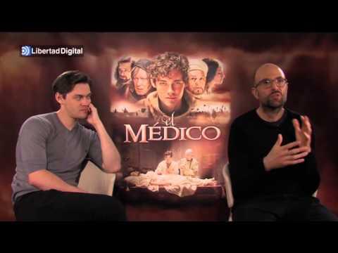 Philip Stölzl y Tom Payne en Es Cine