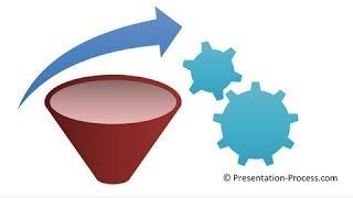 PowerPoint Autoshapes Trick 3 : PowerPoint Effects Tutorials