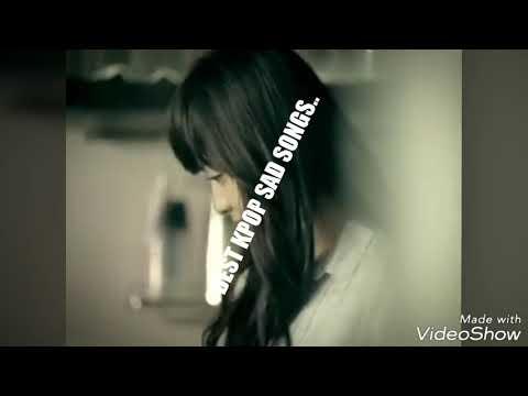 Lagu Kpop Tersedih (Best Sad Kpop Songs)