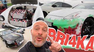 Най-патриотичните коли в България | Bri4ka.com