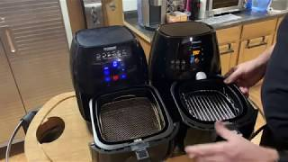 Air Fryer Showdown! Phillips VS NuWAVE BRIO - Who will win?