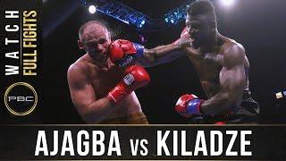 Ajagba vs Kiladze FULL FIGHT: December 21, 2019 | PBC on FOX
