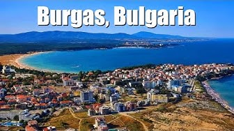 🇧🇬 Burgas, Bulgaria - The beach and other tourist attractions