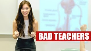 �������� ���� 12 TEACHERS YOU'LL NEVER WANT TO MEET ������