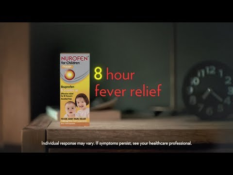 Nurofen for Children now Available!