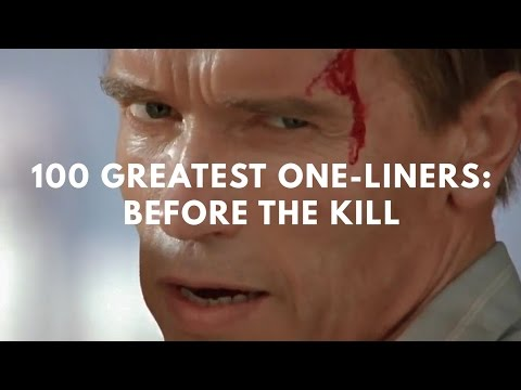 Cliff Bennett -  100 Greatest One-Liners: Before The Kill