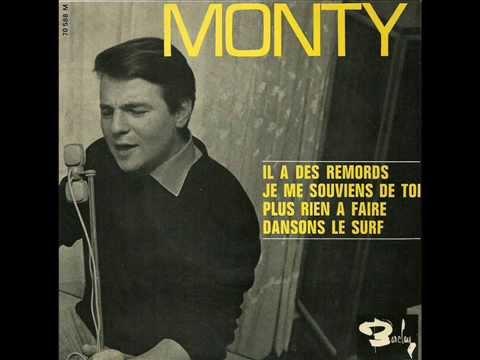 MONTY - il a des remords - 1963