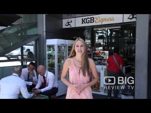 KGB Express Coffee Shop in Brisbane QLD serving great Coffee and Delicious Food