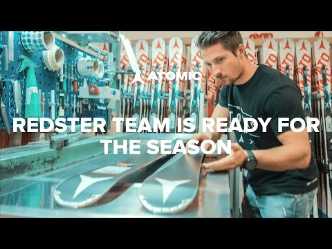 Redster team is ready for the season!
