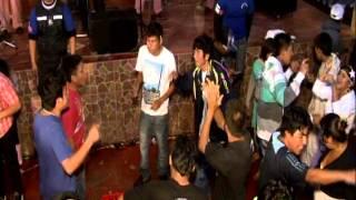 MIX MARCADO - LOS NENES DE LA CUMBIA (EN EL RANCHO - TRUJILLO - 01/11/12)