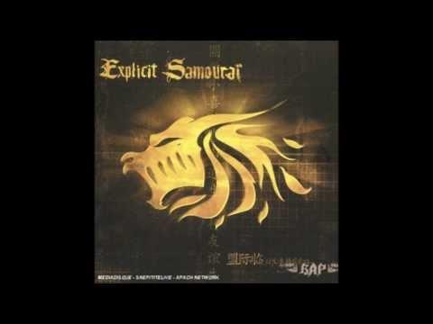 Explicit Samouraï - La danse du sabre