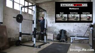 stronglifts-5x5-workout-b-full-video-official