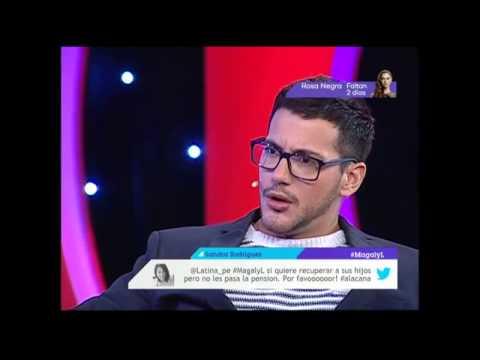 Magaly: Jean Paul Santa María se quiebra por sus hijos