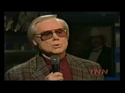 George Jones - Cold Cold Heart